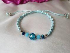 friendship bracelet beaded bracelet ladies bracelet sliding Green Necklace, Gemstone Necklace, Gifts For Women, Gifts For Her, Modern Jewelry, Unique Jewelry, Ladies Bracelet, Ladies Necklace, Macrame Bracelets