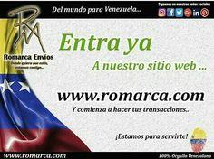 Más de 5000 transacciones avalan la calidad de nuestro servicio #RomarcaEnvios #VenezolanosEnElMundo #VenezolanosEnElExterior