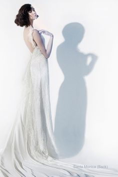 Santa Monica Dress by Victoria KyriaKides Couture Bridal Collection. www.VictoriaKyriaKides.com #weddingdress #bridal