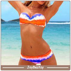 2973a7a15493 Joybestsy Wholesale Bandeau Womens Bikini Swimsuits - Body Shaper  produttore, cincher della formazione di vita, intimo uomo, costumi da bagno  fabbrica dalla ...