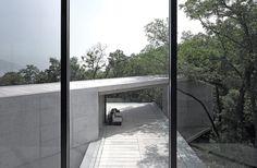 Casa Monterrey by Tadao Ando and Associates – casalibrary Minimalist Architecture, Japanese Architecture, Futuristic Architecture, Ancient Architecture, Sustainable Architecture, Residential Architecture, Landscape Architecture, Architecture Design, Tadao Ando