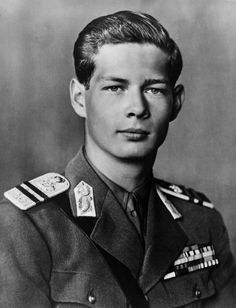 HM King Michael of Romania.