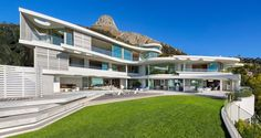 Lion's View: a two-storey opulent house and a statement of architectural and design excellence by ARRCC and Saota - CAANdesign | Architecture and home design blog