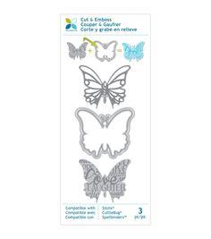 Momenta Butterfly Cut & Emboss Dies