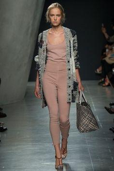 Street style perfection. Bottega Veneta Spring/Summer 2015 RTW collection. More timeless fashion here: http://balharbourshops.com/fashion/
