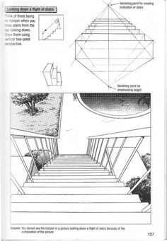 Perspective Drawing Lessons, Perspective Sketch, Background Drawing, Animation Background, Manga Drawing Tutorials, Drawing Techniques, Architecture Drawing Art, Animation Storyboard, Comic Tutorial