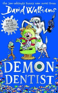 Demon Dentist By David Walliams- Book Review