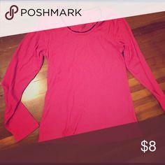 Pajama set Never worn, looks comfy! Top is a Medium, pants are a Large. pj couture Intimates & Sleepwear Pajamas