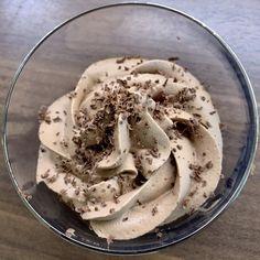 Lavkarbo, helt enkelt! – «Lille lørdag» dessert - Lavkarbo Dere, Hummus, Nutella, Icing, Mousse, Ice Cream, Snacks, Coffee, Ethnic Recipes