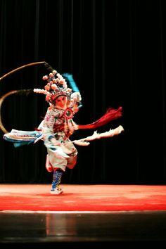 Graduation show :)) (Chinese Opera)