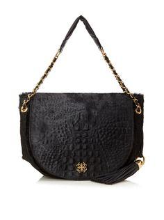 60% OFF Lena Erziak Women\'s Morgan Shoulder Bag, Black