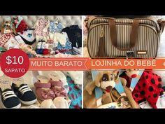 ROUPAS E ACESSÓRIOS DE BEBÊ BARATO/MOSTRANDO DETALHES/LOJINHA DO BEBÊ - YouTube Bolo Youtube, Lunch Box, Outfits, Bento Box