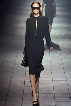 Lanvin Spring 2012 Ready-to-Wear