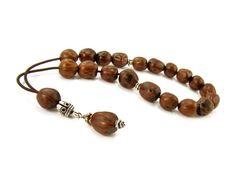 Greek Worry Beads Komboloi. Natural Juniper by sunnybeadsbythesea, $27.00