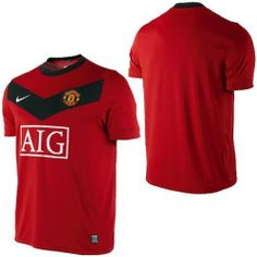 Manchester United Home Jersey 2009-2010 Unknown. $49.99