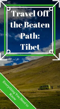 Travel off the beaten path in Tibet. Everything you need to know to travel to Tibet. Entering Tibet through China or entering Tibet through Nepal. Click to read the full Adventure Travel Blog post by the Divergent Travelers Adventure Travel Blog at http://www.divergenttravelers.com/how-to-travel-to-tibet/