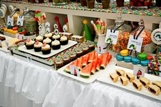 """Photo 33 of 48: The Very Hungry Caterpillar / Birthday """"Curtis' First Birthday"""" 