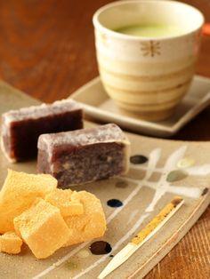 Wagashi (Japanese sweets)