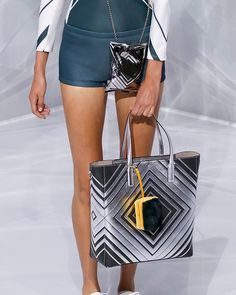 Anya Hindmarch's Spring 2016 Bags are Modern and Angular