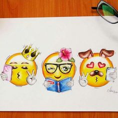 Me encantan los emojis!!!