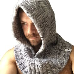 Chainmaille Cowl Plomo Web.jpg