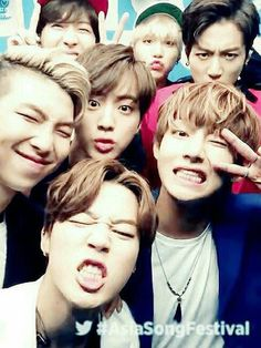 BTS# I JUST LOVE THEM