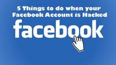 5 Things to do when your Facebook Account is Hacked www.cuion.in #CuionTechnologies #Webdevelopmentnearme #WebdevelopmentcompanyinJPNagarJayanagar #softwarecompanynearme #WebsiteDevelopmentCompanyinBangalore #WebsitedesignersBangalore #AppDevelopment #DigitalMarketing #SearchEngineOptimization