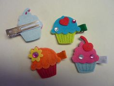 cup cake clips