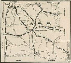 belton mo map