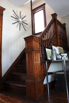 Wood Trim by Decor Adventures, via Flickr