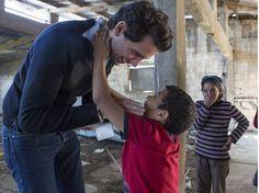 Mika supporting UNHCR in Lebanon (Dec, 2015)