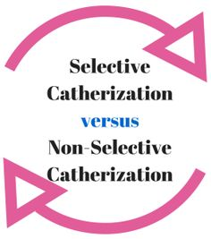 Selective and Non-selective catheterization coding rules