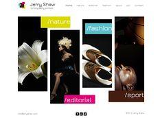 Website Templates, Ishimoto — Squarespace | sablonok | Pinterest