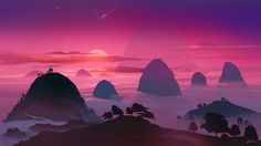 *Some more skills from deviantart. Above the clouds by ani-r.deviantart.com on @deviantART ; 3