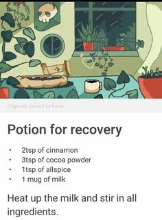 Recovery Potion