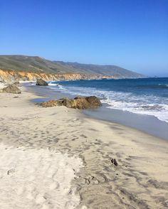 """There's nothing more beautiful than the way the ocean refuses to stop kissing the shoreline no matter how many times it's sent away.""  #creamerymeadowtrail #beachwrack #letsgosomewhere #optoutside  #natureaddict #outdoors  #hiking #adventure #womenwhohike #neverstopexploring #bigsur #jujutheadventurer by jmai_love http://bit.ly/AdventureAustralia"
