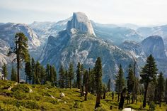 30th Birthday Goal: Northwest Face of Half Dome