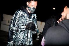 @MarceloBurlonx #MarceloBurlon #countyofmilan SS15 Backstage #pitty feat Respro® Masks #respro #myrespromask via @Fuckingyoung