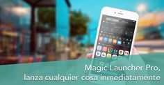 Magic Launcher Pro lanza cualquier cosa inmediatamente #productividad #mac #iOS #iPad #iPhone