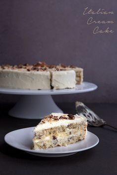 Classic Italian Cream Cake goes low carb and keto! This rich layer cake is a truly special dessert recipe, and it's worth the time and effort. This post is sponsored by Bob's Red Mill. Some recipes make me do the happy dance. And this keto Italian Cream Cake is one of those recipes. I really am quite excited to bring this one to you today as it is seriously fantastic. I rank it up there among my best cake recipes, easily. So here's the deal. As most of you know, I've been har...