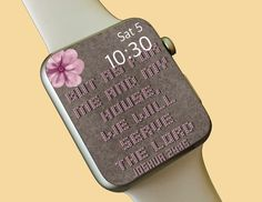 Watch Wallpaper / Apple Watch / FitBit / Smartwatch / Watch Background Best Apple Watch, Apple Watch Faces, Fitbit App, Share Icon, Star Watch, Apple Watch Wallpaper, Fine Watches, Simple Colors, Backgrounds