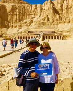 """The City of Hundred Doors """"Luxor"""". """"Egypt Tours Portal"""" provide a great chance for the visitors of Hurghada through a one-day trip to explore the highlights of Luxor such as Karnak & Hatshepsut temples, Colossi of Memnon, and Valley of the Kings. One Day Trip, Day Trips, Places In Egypt, Valley Of The Kings, Visit Egypt, Egypt Travel, The Visitors, Beautiful Places To Visit, Ancient Egypt"""