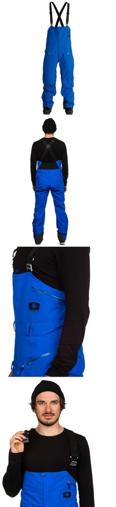 Snow Pants and Bibs 36261: Sweet Protection Monkeywrench Pant - Gore Tex Ski -Men S Flash Blue M -> BUY IT NOW ONLY: $219.99 on eBay!