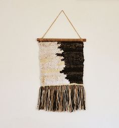 Woven Tapestry Wall Hangings woven wall hanging, weaving wall hanging, wall art. multiple