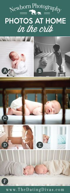 Cute-At-Home-Newborn-Photos-in-the-Crib.jpg (550×1504)