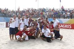 Poveiros ajudam Braga a conquistar o Campeonato Nacional de Praia