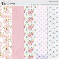 Free Printable Flora