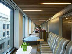 谷歌旧金山LOFT风格办公室设计