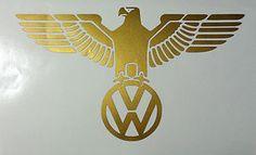 Volkswagen Beetle Decals | Volkswagen-VW-Eagle-German-Nazi-Beetle-Transporter-Euro-Decal-Sticker ...