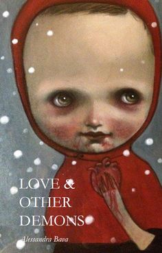 Love & Other Demons {dancing girl press & studio}